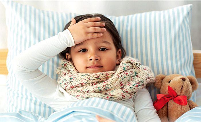 The main children's diseases
