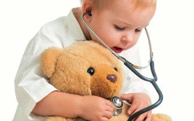 The flu … a plague for children too
