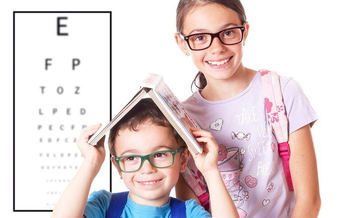 When kids need glasses