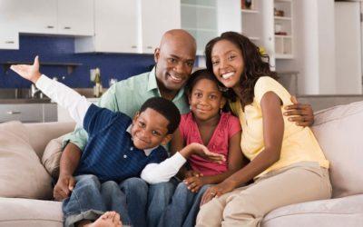 Multilingual families